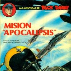 Cómics: BUCK DANNY DE CHARLIER Y BERGESE (JUNIOR, 1988-1990) COMPLETA 4 TOMOS: 41-42-43-44. Lote 194779880