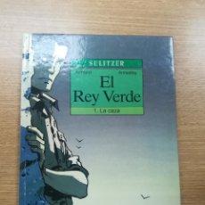 Fumetti: EL REY VERDE #1 LA CAZA. Lote 194889566