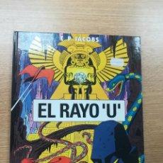 Cómics: EL RAYO U. Lote 194889593