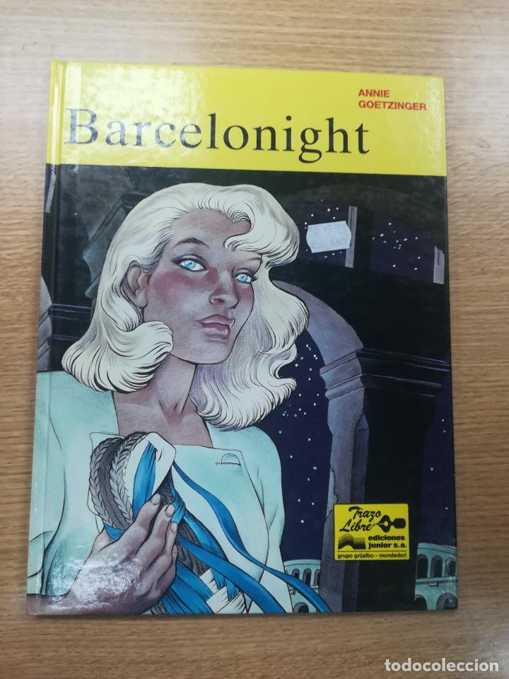 Cómics: BARCELONANIGHT - Foto 1 - 194889770