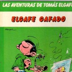 Cómics: LAS AVENTURAS DE TOMAS ELGAFE. Nº 1. ELGAFE GAFADO. GRIJALBO, 1983. Lote 194914397