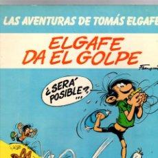 Cómics: LAS AVENTURAS DE TOMAS ELGAFE. Nº 3. ELGAFE DA EL GOLPE. GRIJALBO, 1984. Lote 194915898