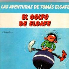 Cómics: LAS AVENTURAS DE TOMAS ELGAFE. Nº 2. EL GOLFO DE ELGAFE. GRIJALBO, 1984. Lote 194916022