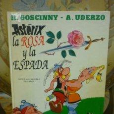 Cómics: ASTERIX Nº 29: LA ROSA Y LA ESPADA, DE GOSCINNY Y UDERZO. 1ª EDICIÓN 1.991.. Lote 194944962