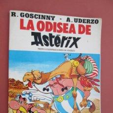 Cómics: LA ODISEA DE OSTERIX , TEXTO E ILUSTRACIONES DE UDERZO -1999. Lote 194975865