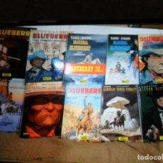 Cómics: TENIENTE BLUEBERRY NºS 1 AL 50 MENOS EL 24 Y EL 43. GRIJALBO Y NORMA EDITORIAL. TAPAS DURAS.. Lote 195088351