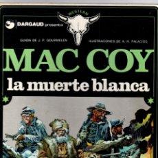 Cómics: MAC COY. Nº 6. LA MUERTE BLANCA. GRIJALBO, 1980. Lote 195096476
