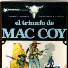 Cómics: MAC COY. Nº 4. EL TRIUNFO DE MAC COY. GRIJALBO, 1979. Lote 195096595