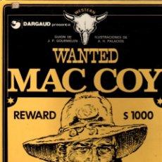 Cómics: MAC COY. Nº 5. WANTED MAC COY. GRIJALBO, 1980. Lote 195096746