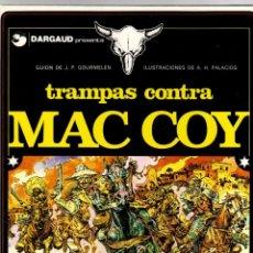 Cómics: MAC COY. Nº 3. TRAMPAS CONTRA MAC COY. GRIJALBO, 1979. Lote 195096841