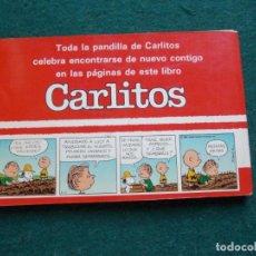 Cómics: CARLITOS SOMOS TUS AMIGOS JUNIORS S.A.. Lote 195178076