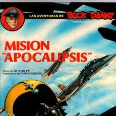 Comics : BUCK DANNY. Nº 41. MISION APOCALIPSIS. CHARLIER - BERGÉSE. GRIJALBO, 1988. Lote 195187296