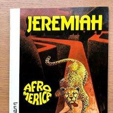 Comics : JEREMIAH / AFROAMÉRICA / TOMO 7 / HERMANN / JUNIOR / GRIJALBO /. Lote 195190825