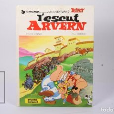 Cómics: CÓMIC TAPA DURA EN CATALÁN - ASTÈRIX, L'ESCUT ARVERN - EDIT GRIJALBO-DARGAUD - AÑO 1983. Lote 195202762