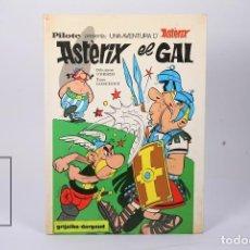 Cómics: CÓMIC TAPA DURA EN CATALÁN - ASTÈRIX EL GAL - EDIT MAS-IVARS - AÑO 1977. Lote 195202816