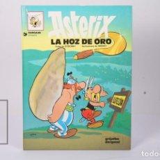 Cómics: CÓMIC TAPA DURA - ASTERIX, LA HOZ DE ORO Nº 3 - ED. GRIJALBO-DARGAUD 1993 - CIRCULO DE LECTORES. Lote 195202862