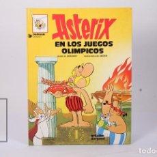 Comics : CÓMIC TAPA DURA - ASTERIX EN LOS JUEGOS OLÍMPICOS Nº 5 - GRIJALBO-DARGAUD 1993 - CIRCULO DE LECTORES. Lote 195202872