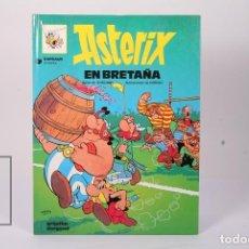 Cómics: CÓMIC TAPA DURA - ASTERIX EN BRETAÑA Nº 12 - GRIJALBO-DARGAUD, 1993 - CIRCULO DE LECTORES. Lote 195202891