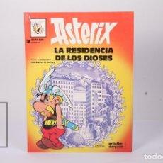 Cómics: CÓMIC TAPA DURA - ASTERIX LA RESIDENCIA DE LOS DIOSES - GRIJALBO-DARGAUD, 1993 - CIRCULO DE LECTORES. Lote 195202923