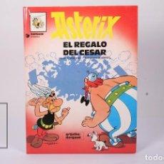Cómics: CÓMIC TAPA DURA - ASTERIX, EL REGALO DEL CESAR Nº 21 - GRIJALBO-DARGAUD, 1994 - CIRCULO DE LECTORES. Lote 195202931