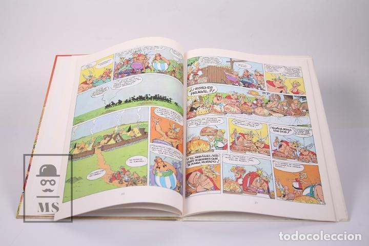 Cómics: Cómic Tapa Dura - Asterix en Belgica Nº 24 - Grijalbo-Dargaud, 1994 - Circulo de Lectores - Foto 4 - 195202948