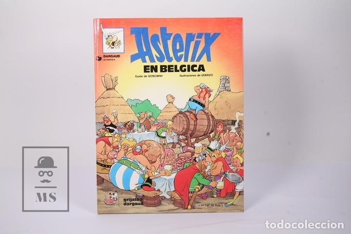 CÓMIC TAPA DURA - ASTERIX EN BELGICA Nº 24 - GRIJALBO-DARGAUD, 1994 - CIRCULO DE LECTORES (Tebeos y Comics - Grijalbo - Asterix)