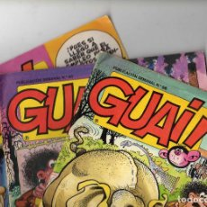 Cómics: GUAI LOTE ( 3 ) Nº 44-56-93. Lote 195237350