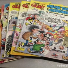 Cómics: TOPE GUAI! / LOTE CON 6 NÚMEROS / EDICIONES JUNIOR - GRIJALBO 1986. Lote 195274598