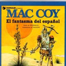Cómics: MAC COY. Nº 16. EL FANTASMA DEL ESPAÑOL. GRIJALBO, 1991. Lote 195288120