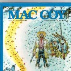 Cómics: MAC COY. Nº 18. EL BAUL DE LOS SORTILEGIOS. GRIJALBO, 1994. Lote 195288953