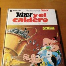 Cómics: ASTERIX Y EL CALDERO. ED JUNIOR. GRIJALBO. 1978. Lote 195291691