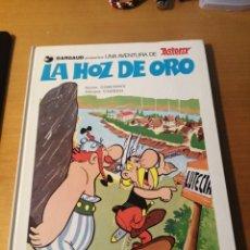 Cómics: ASTÉRIX - LA HOZ DE ORO - JUNIOR 1978. Lote 195294953