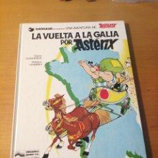 Cómics: ASTERIX.LA VUELTA A LA GALIA POR ASTERIX. ED JUNIOR. GRIJALBO.1978. Lote 195295578