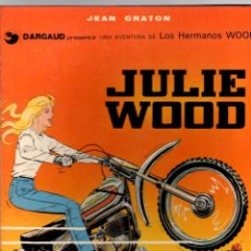 Cómics: LOS HERMANOS WOOD. Nº 1. JULIE WOOD. GRIJALBO, 1976. Lote 195388561