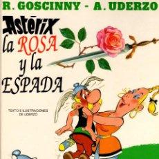 Cómics: ASTERIX. LA ROSA Y LA ESPADA. Nº 29. EDICIONES JUNIOR. AÑO 1991. Lote 195390515