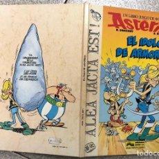 Cómics: ASTERIX. UN LIBRO-JUEGO DE AVENTURAS. EL IDOLO DE ARMORICA. GRIJALBO, 1988. Lote 195391727