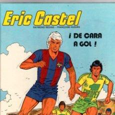 Cómics: ERIC CASTEL. Nº 4. DE CARA A GOL. GRIJALBO, 1982. Lote 195392192