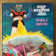 Cómics: MAZINGER Z N°3: AFRODITA A CAPTURADA (JUNIOR/GRIJALBO, 1978). POR BEAUMONT, GARMÉNDIA Y GÜELL CANO.. Lote 195392808