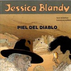 Cómics: JESSICA BLANDY. Nº 5. PIEL DEL DIABLO. GRIJALBO, 1990. Lote 195470140