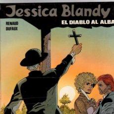 Cómics: JESSICA BLANDY. Nº 3. EL DIABLO AL ALBA. GRIJALBO, 1990. Lote 195470461