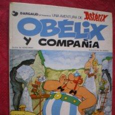 Cómics: OBÉLIX Y COMPAÑÍA. GOSCINNY Y UDERZO. GRIJALBO, DARGAUD.. Lote 195536661