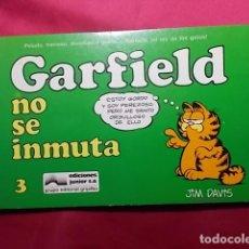 Cómics: GARFIELD NO SE INMUTA. Nº 3. JUNIOR GRIJALBO. Lote 195654005