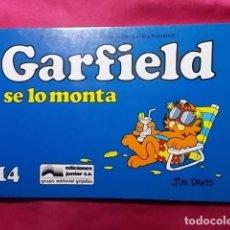Fumetti: GARFIELD SE LO MONTA. Nº 14. JUNIOR GRIJALBO. . Lote 195676760