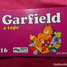 Cómics: GARFIELD A TOPE. Nº 16. JUNIOR GRIJALBO. . Lote 195677505