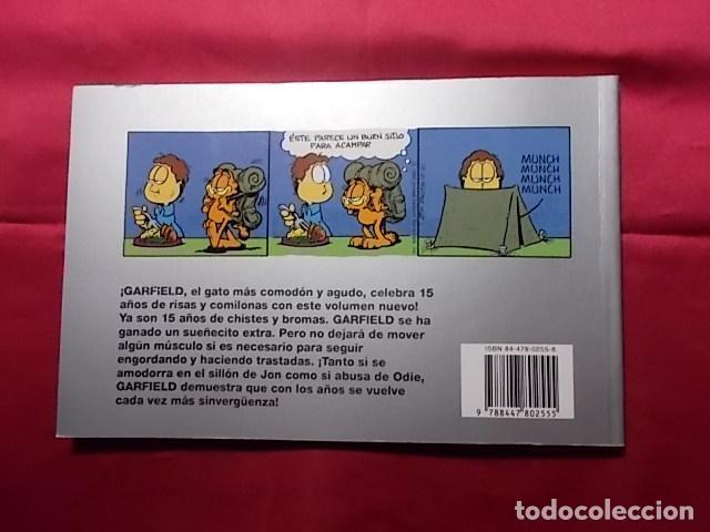 Cómics: GARFIELD SE PEGA LA GRAN VIDA. Nº 32. JUNIOR GRIJALBO. - Foto 3 - 195728718