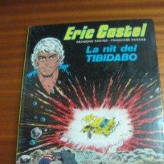Cómics: LA NIT DEL TIBIDABO. ERIC CASTEL Nº 7. RAYMOND REDING / FRANÇOISE HUGUES. EDICIONES JUNIOR 1986. Lote 195754590
