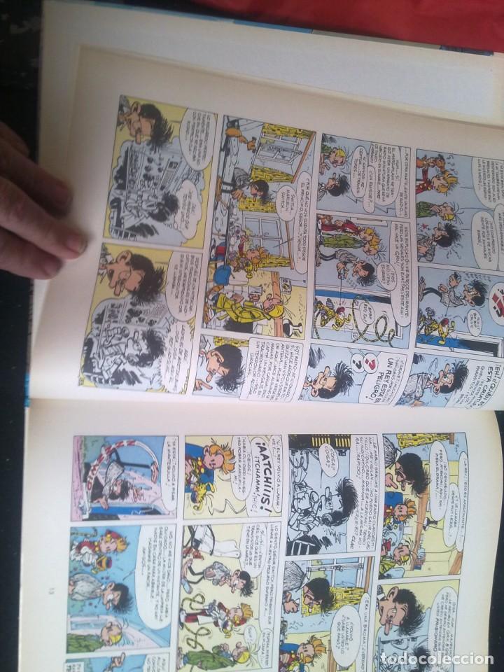 Cómics: SPIROU Y FANTASIO QRN EN BRETZELBURG - Foto 2 - 195765712