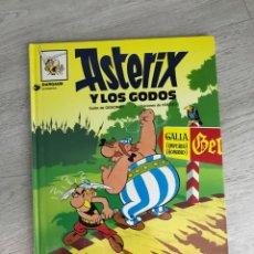 Cómics: ASTERIX Y OBELIX GRIJALBO DARGAUD UDERZO GOSCINNY CÍRCULO LECTORES Y LOS GODOS. Lote 195863732