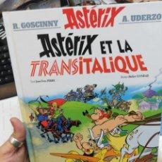 Fumetti: ASTERIX ET LA TRANSITALIQUE. EN FRANCES. Lote 195866456