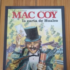 Cómics: MAC COY Nº 19: LA CARTA DE HUALCO - EXCELENTE ESTADO. Lote 195947203